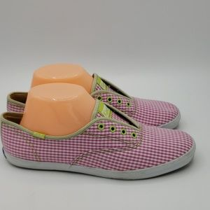 Keds slip on shoes sz 7.5